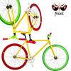700C road factory colorful fixed gear bike/fixie bike