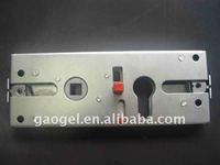 Precision stainless steel marine door lock