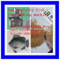 Automático del animal doméstico del perro / alimento para peces línea de producción, El perro / gato / alimento para peces que hace la máquina
