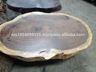 Solid Wood Slab suar coffee table