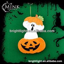 2014 hot sales cheap Halloween EVA pendant with pumpkin