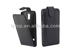 leather flip case for samsung s5