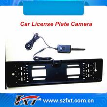 Factory Price Wifi Car License Plate Camera With Wifi Transmitter, Waterproof Long Range Wireless Wifi Car Camera