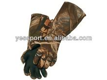 waterproof Neoprene fishing gloves