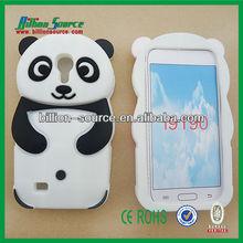 for samsung galaxy s4 mini i9190 i9192 case panda design