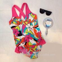 2014 top quality swimwear beach one piece bikini
