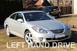 USED JAPANESE CARS - TOYOTA SOLARA COUPE (LHD 98682 PETROL)