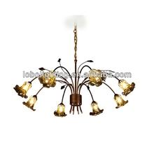 USA large hotel chandelier paper chandelier