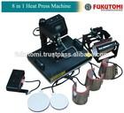 8 in 1 heat press,heat press machine,heat transfer machine