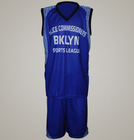 Custom Made Polyester Sublimated Basketball Uniform