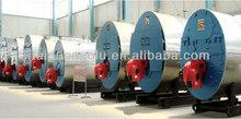 Oil gas water heater low pressure