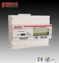 EM718 smart single phase energy meter remote electric meter remote control remote watt hour meter