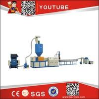 CE Standard e fabric cotton waste recycling machine