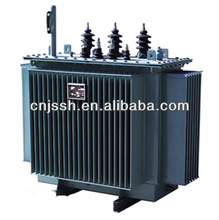 S9 10KV to 0.4KV oil immersed type 63kva power transformer