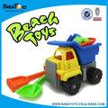 2014 شاحنة رمل الشاطئ لعبة من البلاستيك الصيف