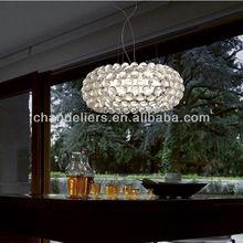 New 50cm Bedroom Kitchen House Foscarini Caboche Ball Pendant Lamp Ceiling Light