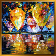 New arrival fashion acrylic design abstract painting