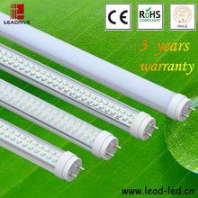 High lumen CE/RoHS 30w 1.5m integration t8 daylight led tube lighting