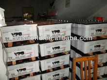12v scrap used car battery N120 12V120AH