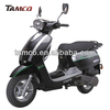 Hot sale New china green YB125T-4H 125cc petrol and electric scooter