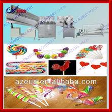 0086-371-65996917 newest type Special lollipop candies making machine