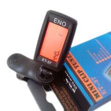 2014 NEW style ENO mini guitar tuner ET-37