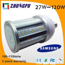 27w Waterproof LED Corn Bulb corn led light g24