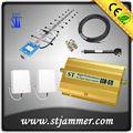 Sem fio de alta potência gsm amplificador, 970 gsm repetidor celular, gsm 900 faixa de freqüência de reforço