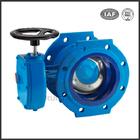 AWS 65-45-12 ductile iron sand casting power coating gate valve part