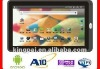 Hot-selling 10 inch Capacitive touch screen android 4.0 super general tablet pc with Cortex A8 CPU