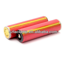 sanyo 18650 protected 2600mah 3.7v 2.4ah for electronics product