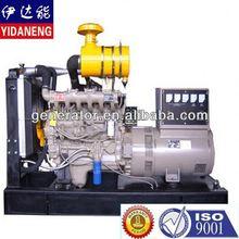 diesel generator set fuel consumption