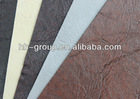 2014 new pvc rexine leather for bags, sofa, notebook,decoration