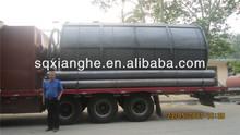 Waste To Diesel Oil Pyrolysis Plant