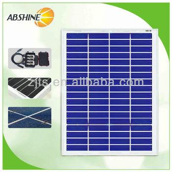 2014 hot selling Monocrystalline silicon solar panel price 5w