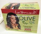 Organic Olive Oil No Lye Hair Relaxer