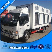 light chicken food transport truck,animal food transport truck,bulk feed trucks