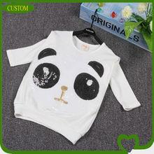 2014 100%cotton t-shirt fashion design Korea cute children t-shirt