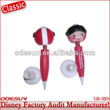 Disney factory audit manufacturer' rainbow gel ink pen 142402