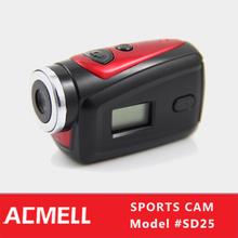 Latest portable full hd 720p download migear action mini digital video camera