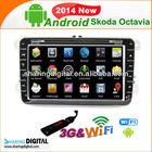 """8"""" Touch screen Car Radio GPS Navigation System VWM-8698GDA for VW Golf 5 Skoda Oc"""