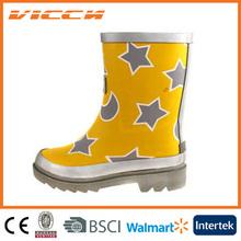 big star child rubber rain boot