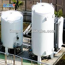 cryogenic hydrogen storage tank