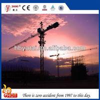 TC5010-4 used yatai tower crane mc 310 k12
