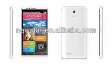 5 Inch IPS Screen MTK6582 Quad Core Mobile Phone 3G Smartphone