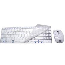 White Keyboard Mouse Combo White Mouse White Keyboard
