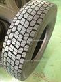 nueva marca de fábrica famosa carretera doble bus camión tire825r20 dr801