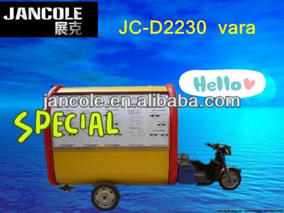 2014 new food cart JC-D2230 hot dog bun popcorn /bread Jancole vara