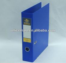 PP plastic document folder for office stationery