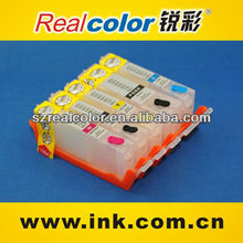 Hot products for 2014! refill ink cartridge for IP7260! PGI-650 CLI-651 refill ink cartridge for IP7260/MX726/MX926/MG5460